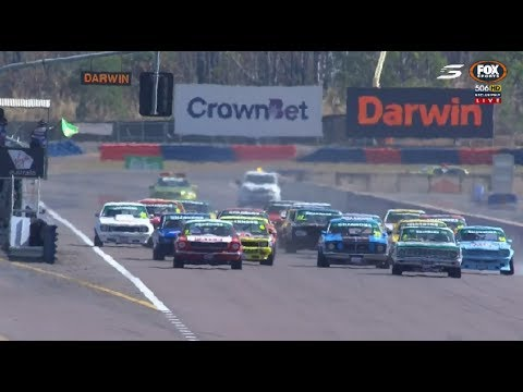2017 Touring Car Masters - Hidden Valley - Race 1