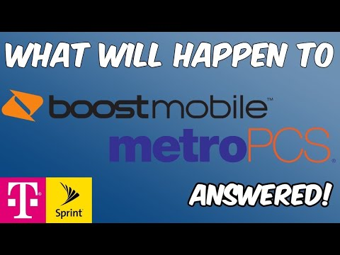 Metro pcs by T-MOBILE AND Boost Mobile will dominate prepaid post merger!