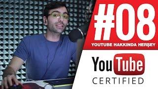 Kanal Açtıktan Hemen Sonra Yapılması Gerekenler (YouTube Eğitim Dersleri)