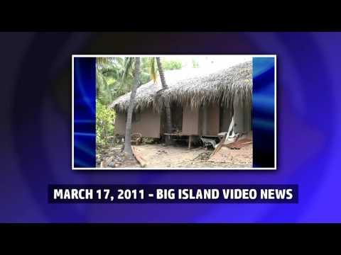 March 2011 Tsunami in Hawaii