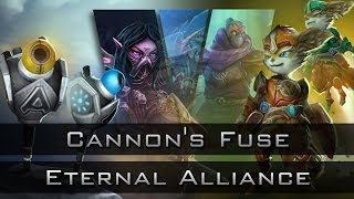 Dota 2 Chest Opening: Treasure of the Eternal Alliance and the Cannon