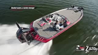 Ranger Z520c Ranger Cup Equipped On Water Footage