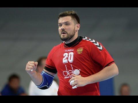 Мощь российского гандбола. Михаил Чипурин