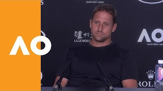"Tennys Sandgren: ""I could just as easily be in the semi's"" 