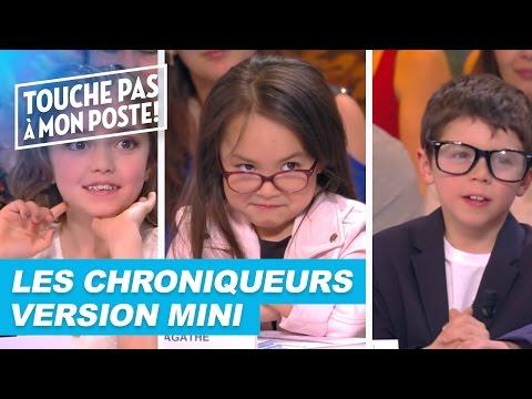 ❤  Les mini-sosies des chroniqueurs de TPMP ❤