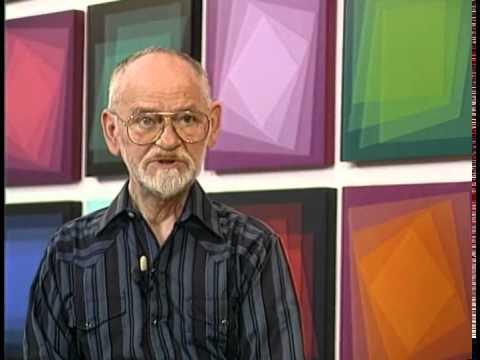 Interview with Julian Stanczak, The Perceptive Eye