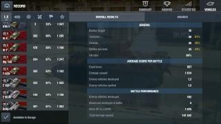 World Of Tanks Blitz EU Server (Drop down x3 xp)