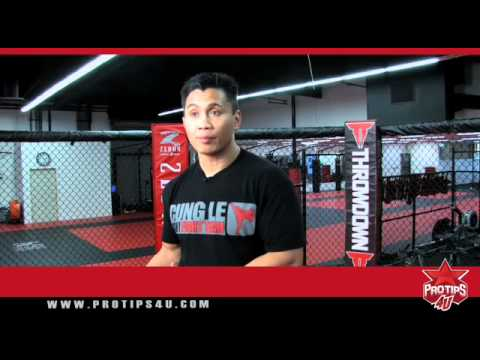 MMA Tips: Cung Le tells ProTips4U about becoming a world class fighter