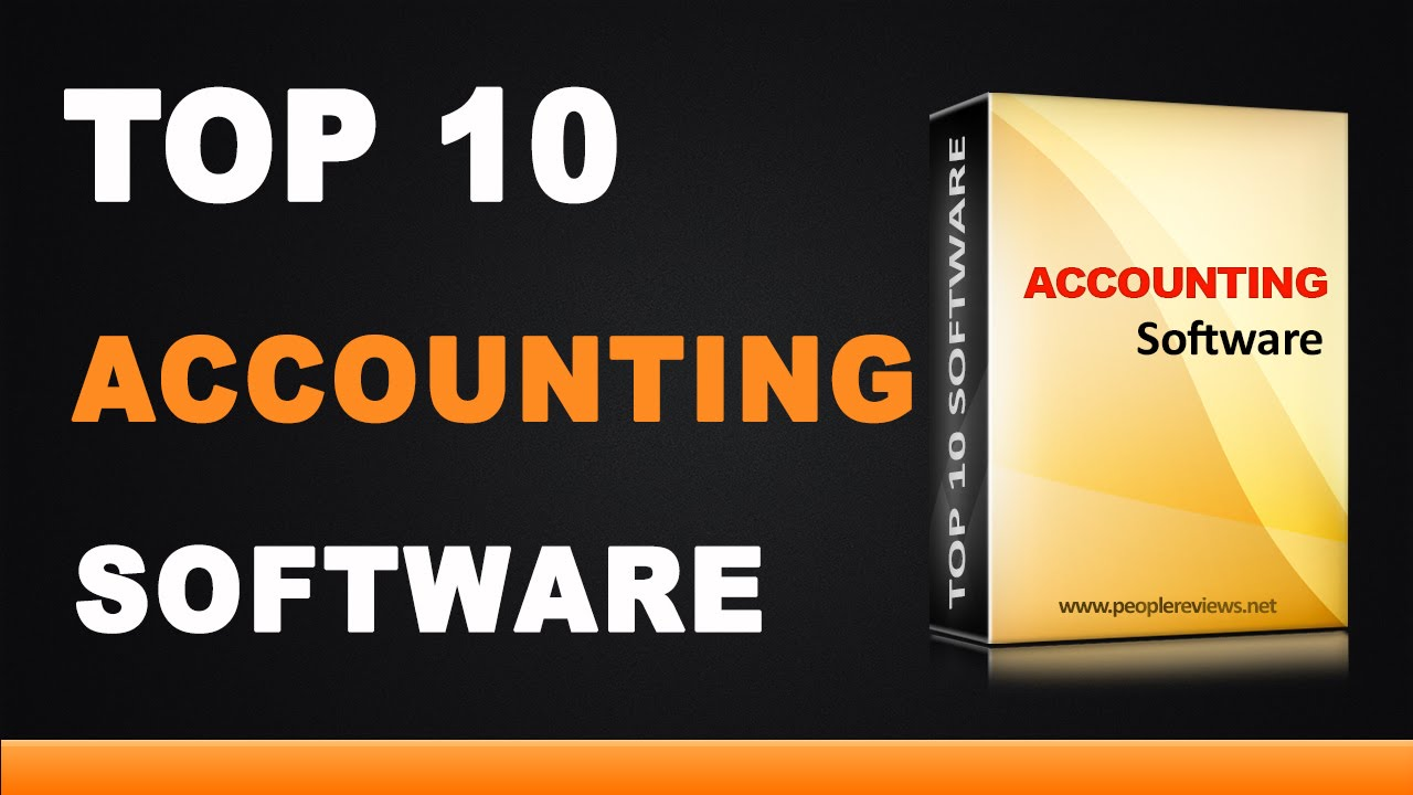 Best Accounting Software - Top 10 List