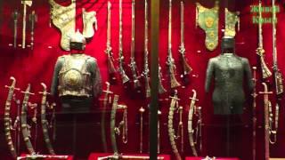 видео Оружейная палата в Кремле. Музей Оружейная палата: адрес, время работы. Музеи Москвы.