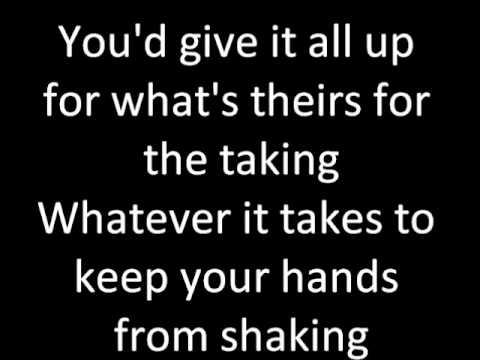 Staind - Reality (lyrics on screen)