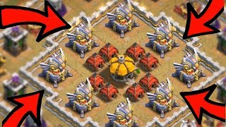 Clash Of Clans - New Update Live Stream