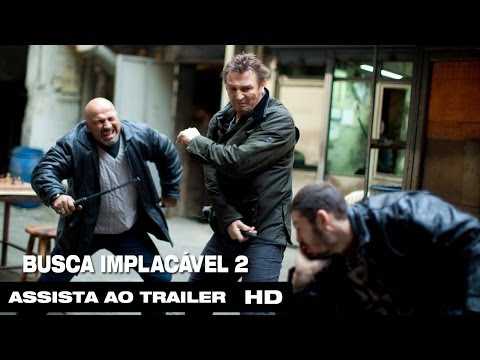 Trailer do filme Resgate Implacável