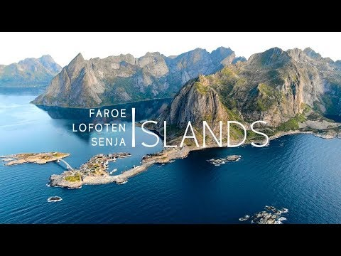 Northern Islands 4K