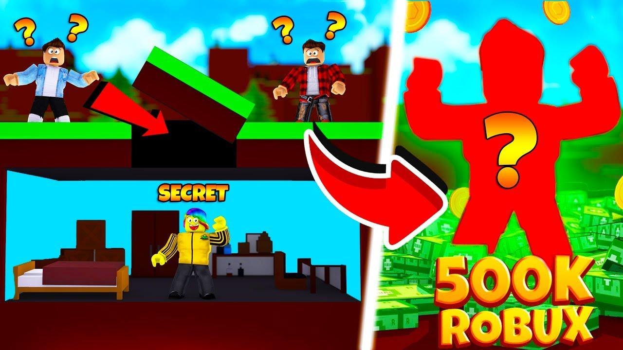 Secret 500 000 Robux | Free Robux 300