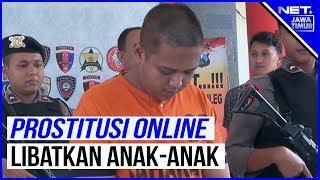Gambar cover TERUNGKAP..!!! Kasus Prostitusi Online Di Blitar Melibatkan Anak-Anak Di bawah Umur - NET. JATIM