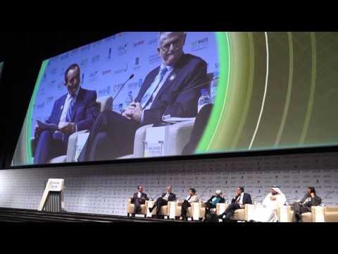 Abu Dhabi Global Action Day, Part 1