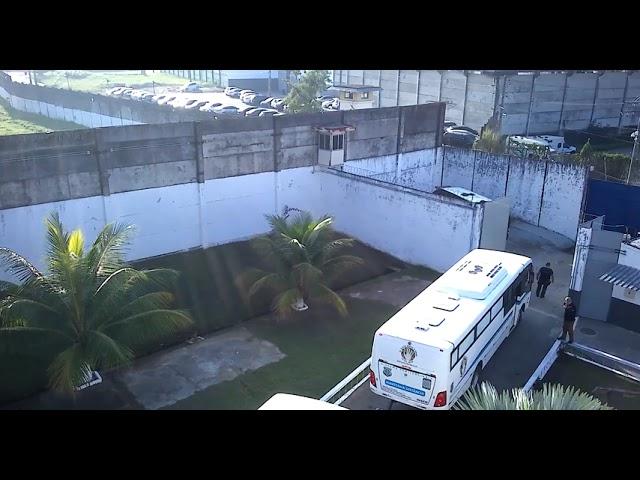 SECRETARIA DE ADMINISTRAÇÃO PRISIONAL DO RJ, FAZ A MAIOR TRANSFERÊNCIA DE PRESOS JÁ REGISTRADA