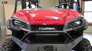 Honda Pioneer 1000 Front Bumper Installation