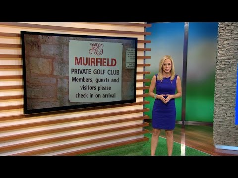 Morning Drive: Muirfield Members Say No To Women 5/19/16 | Golf Channel