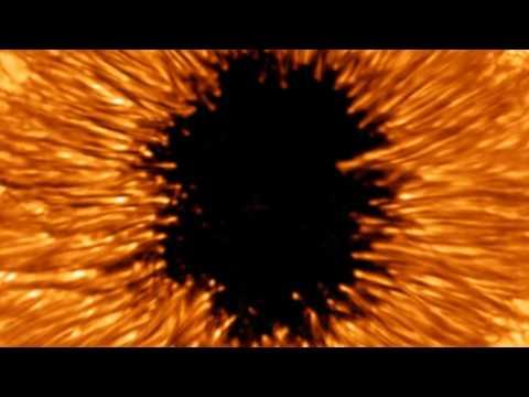 First light from BBSO : New Solar Telescope - SUNSPOT 1084