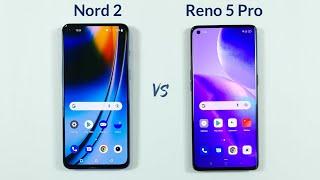 Oneplus Nord 2 vs Oppo Reno 5 Pro Speed Test & Camera Test | 5G Smartphones