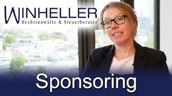 Sponsoring bei NPOs – Verträge, Steuern, rechtliche Fallstricke