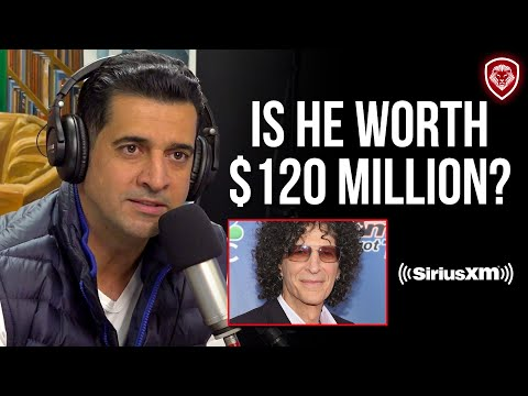 Is Howard Stern Worth $120 Million A Year?