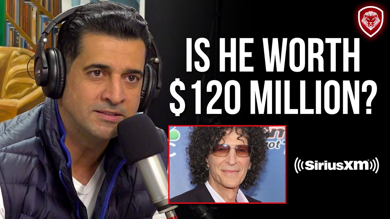 Is Howard Stern Worth 0 Million a Year?