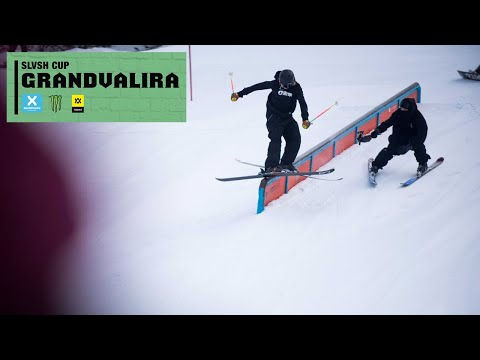 Game 6 || Elias Syrja vs. Hugo Burvall || Slvsh Cup Grandvalira