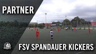 Lichtenrader BC 25 – FSV Spandauer Kickers (2. Runde, Berliner Pokal der 1. Herren 2016/2017)