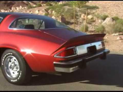 Chevy Las Vegas >> 1977 Chevrolet Camaro LT Rally Sport by VivaLasVegasAutos ...