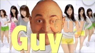Guy de Girl's Generation