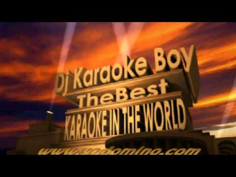 INTRO DJ KARAOKE BOY THE BEST KARAOKE IN THE WORLD