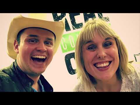 "Ben Klick - Alberta / Saskatchewan Radio Tour - ""That's Who I Wanna Be"""
