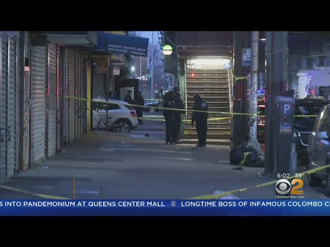 Police-Involved Shooting At Queens Lounge – New York Alerts