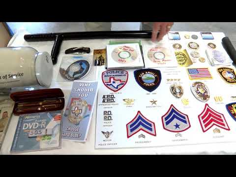 A Look Inside The San Angelo Police Department's Time Capsule