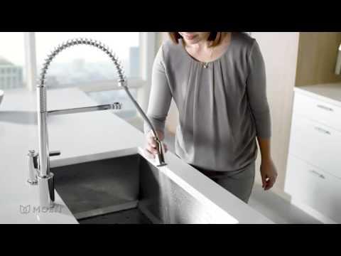 moen 5923srs align one handle pre rinse