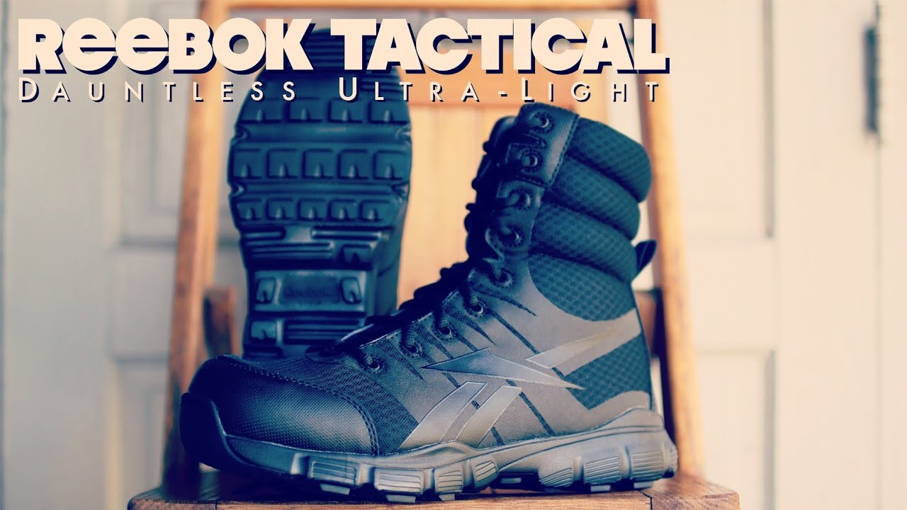 check out 6838c 4068a Reebok Dauntless ultra-lite | The Boot Guy Reviews