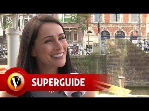 Rena Sofer beantwoordt vragen van   B&B  Superguide