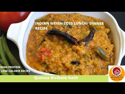 quinoa-bisibele-bath/weight-loss-recipe-indian-/diet-indian-lunch-dinner//quinoa-indian-recipes