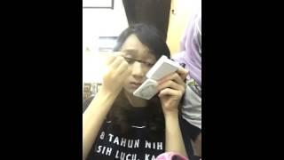 Yuk Intip Ayana JKT48 Sebelum Show