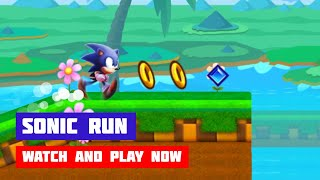 Sonic Run · Game · Gameplay