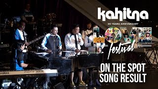 Kahitna  - Hasil Lagu Baru | (Kahitna Love Festival)