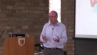 """Machines That Learn"" Professor Chris Bishop"