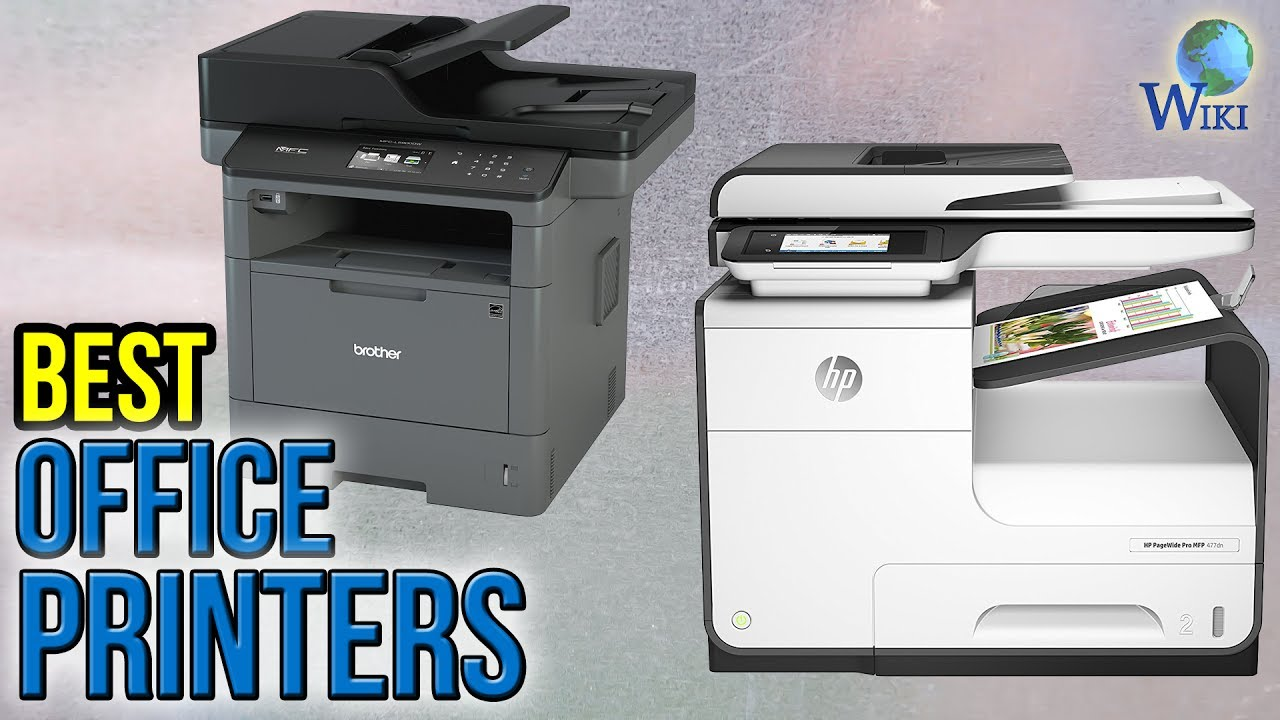 Which printer is better for office, laser or inkjet?