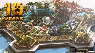 Celebrating 10 Years of Minecraft!