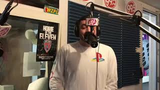 D. Bane Live on the Air on the Smiley Morning Show at WZPL Indianapolis