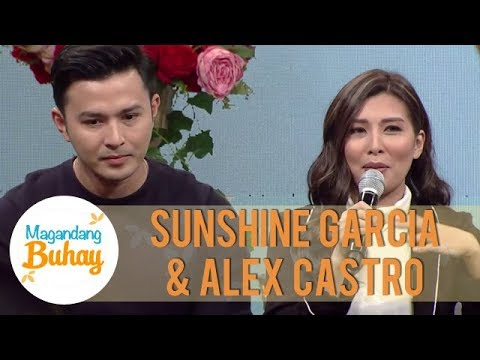 Alex Castro & Sunshine Garcia's quality time | Magandang Buhay