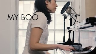 My Boo - Ghost Town DJs - Jen Kwok *69 Cover